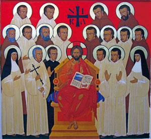Beatificación de 18 religiosos y religiosas cistercienses en Santander