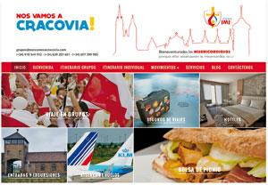 nosvamosacracovia.com