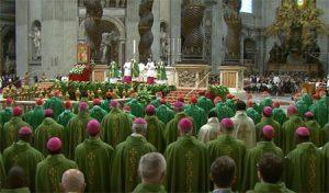 sinodo obispos familia basilica san pedro