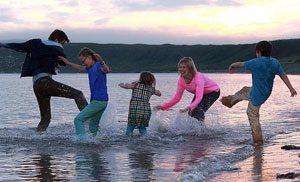 Fotograma de la película 'Nuestro último verano en Escocia'