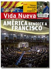 portada Vida Nueva Papa Francisco en Estados Unidos 2958 octubre 2015 pequeña