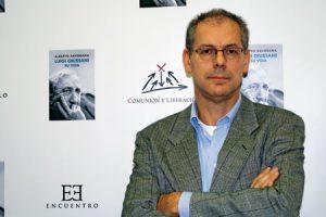 Alberto Savorana, autor de 'Luigi Giussani. Su Vida' (Ediciones Encuentro)