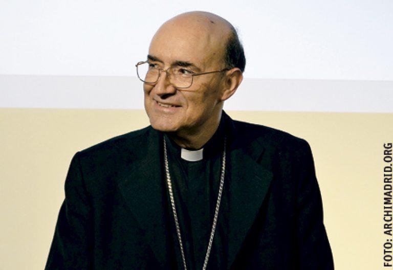 Fidel Hérraez, nuevo arzobispo de Burgos, noviembre 2015