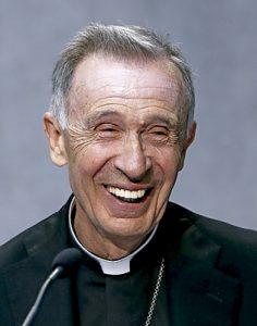 Luis Francisco Ladaria, secretario de la Congregación para la Doctrina de la Fe