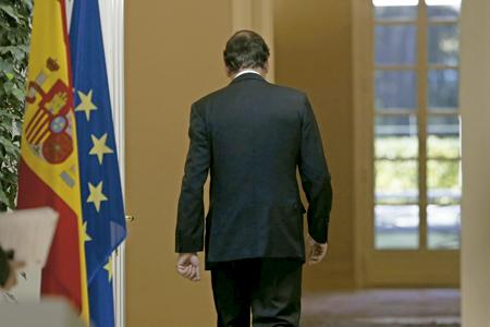 Mariano Rajoy, presidente del Gobierno PP 2011-2015