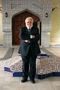 Riay Tatary, imán de la Mezquita Central de Madrid y presidente de la Unión de Comunidades Islámicas de España