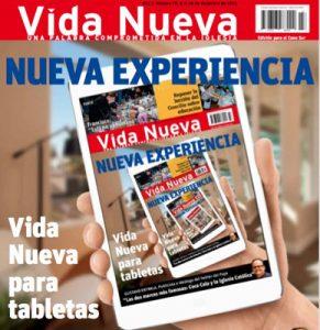 Vida Nueva Cono Sur edición digital solo para tabletas