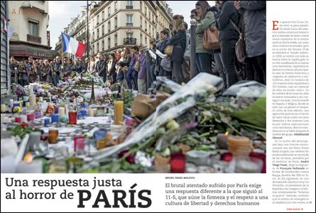 apertura A fondo Atentados París 2965 noviembre 2015