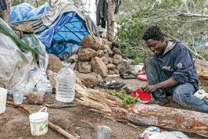 Inmigrantes en la Diócesis de Ceuta