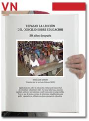 portada Pliego VN 50 años de Gravissium educationis 2963 noviembre 2015