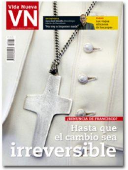 portada Vida Nueva Reformas papa Francisco 2964 noviembre 2015 pequeña