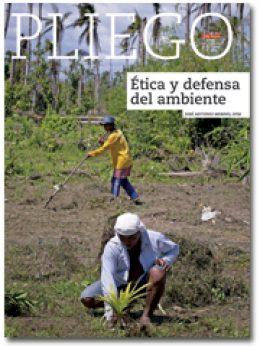 portada Pliego Ética y defensa del ambiente 2966 noviembre 2015