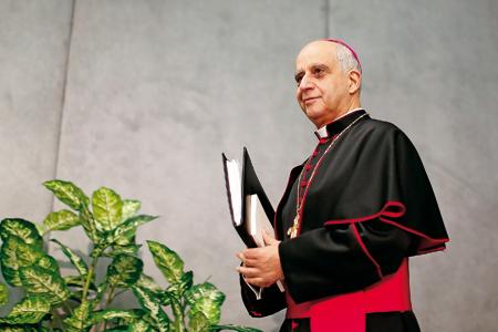Rino-Fisiccella-G presidente del Pontificio Consejo para la Promoción de la Nueva Evangelización jubileo misericordia