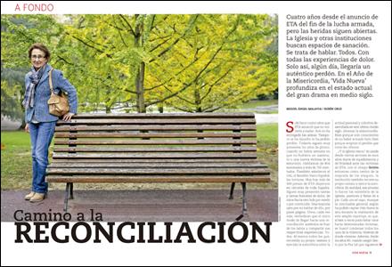 apertura A fondo Reconciliación en el País Vasco