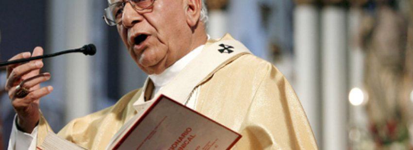 cardenal Julio Terrazas, Bolivia, fallecido en 2015