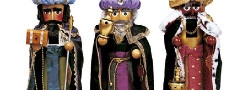 reyes magos figuras del belén