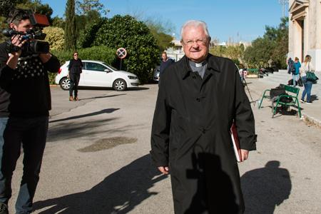 Javier Salinas, obispo de Mallorca