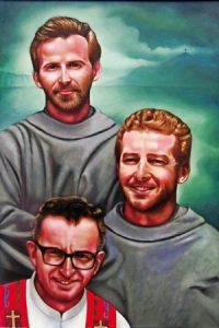 martires-sendero-luminoso-G Miguel Tomaszek, Zbigniew Strzalkowski y Sandro Dordi
