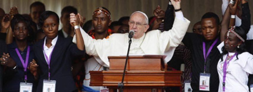 Las 20 Frases De Francisco En Kenia Uganda Y República