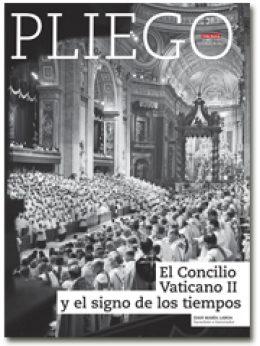 portada Pliego El Concilio Vaticano II y el signo de los tiempos 2967 diciembre 2015