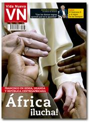 portada VN Viaje papa Francisco a África 2967 diciembre 2015 pequeña