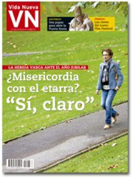 portada Vida Nueva Misericordia en el País Vasco 2968 diciembre 2015 pequeña