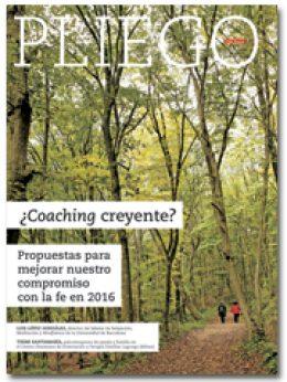 portada Pliego Coaching creyente 2970 diciembre 2015