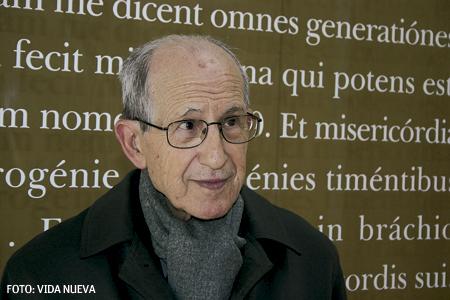 Alberto Iniesta Jiménez, obispo auxiliar emérito de Madrid, fallecido en enero 2016