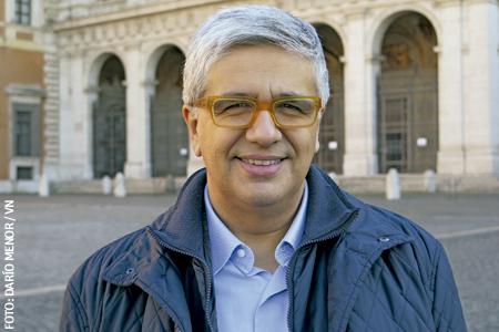 Andrea Tornielli, periodista italiano