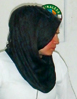 Zanab refugiada siria