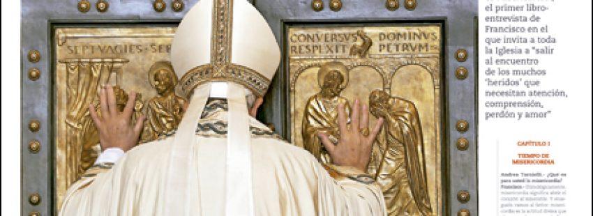 apertura del A fondo Avance publicación libro del papa El nombre de Dios es Misericordia 2971 enero 2016