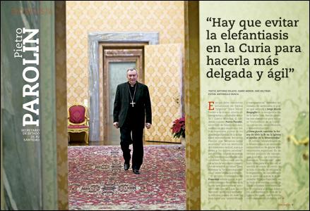 apertura A fondo Entrevista al cardenal Parolin 2972 enero 2015