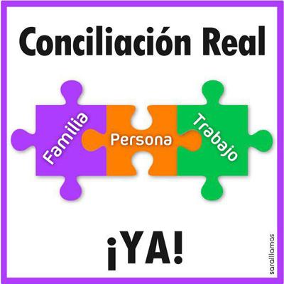 foto de perfil de la página de Facebook Conciliación Real ¡Ya!