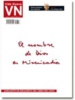 portada VN Avance del libro del papa Francisco 2971 enero 2016 pequeña
