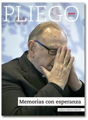 portada Pliego Prepublicación del libro de Fernando Sebastián 2972 enero 2015