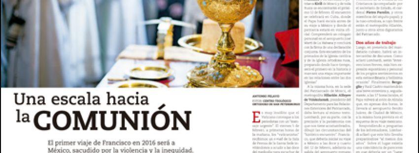 apertura A fondo Previa del viaje del papa Francisco a México 2976 febrero 2016