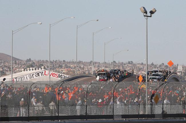 frontera entre México y Estados Unidos, en Ciudad Juárez visita papa Francisco