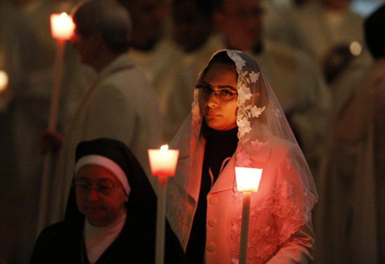 papa Francisco clausura en Roma el Año de la Vida Consagrada 2 febrero 2016
