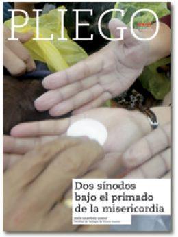 portada Pliego VN Sínodos de la Familia y misericordia 2976 febrero 2016