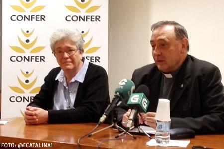 Mariña Ríos Luis Angel de las Heras CONFER Madrid