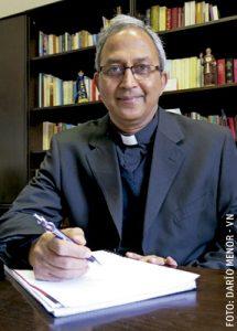 Mathew Vattamattam, superior general de los Misioneros Claretianos