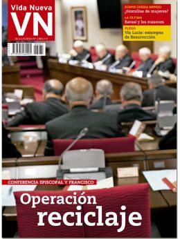 portada Vida Nueva Operación reciclaje CEE 2981 marzo 2016 Grande