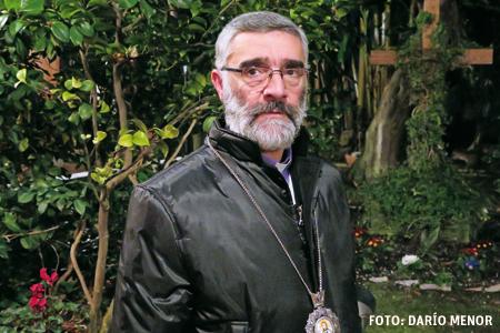 Shahan Sarkissian, arzobispo armenio de Alepo