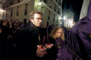 """alcalde de Cádiz, José María González """"Kichi"""""""