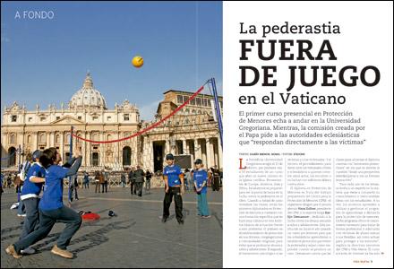 apertura A fondo La pederastia fuera de juego en el Vaticano 2979 marzo 2016