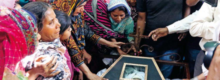 Atentado islamista en Lahore