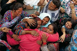 Atentado islamista en Lahore (Pakistán)