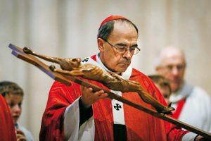 Cardenal Philippe Barbarin