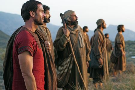 'Resucitado', fotograma de la película