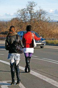 Informe de Cáritas contra la trata y la prostitucion